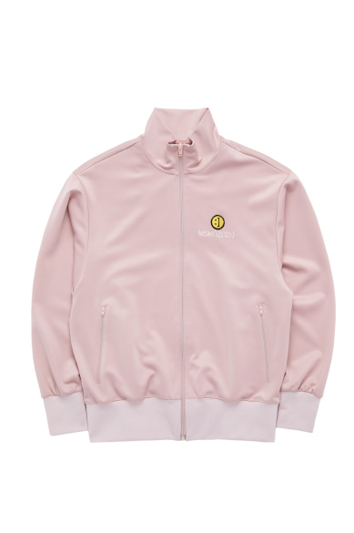 [민경훈 착용] SM:]E PATCH TRACK JACKET BABY PINK