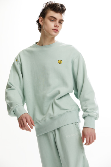 SM:]E SWEATSHIRT MINT